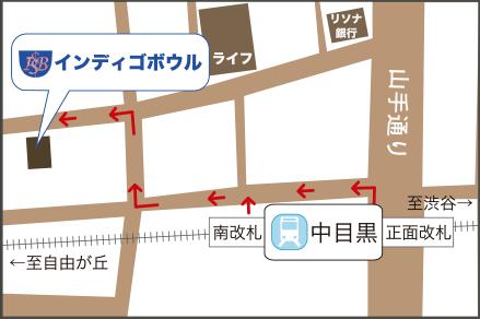 東京都目黒区上目黒3-6-22 CITY CORP HIRANUMA 502